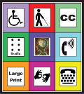 Office on the Disabled Logo