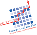 Strategic Land Use Plan Logo